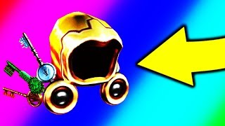 Roblox Event GETTING THE GOLDEN DOMINUS!! (Ready Player One Event) // Roblox Jailbreak