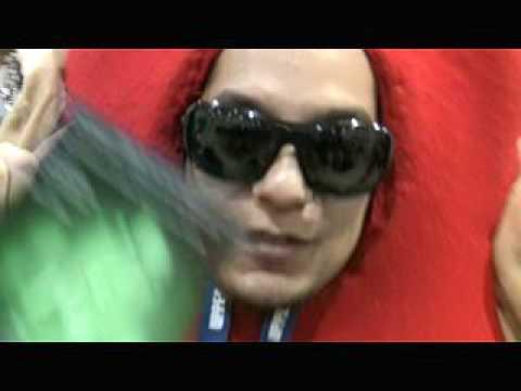 Mr. Hot Dog @ ComicCon 2008