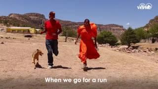Mexican ultramarathon runner