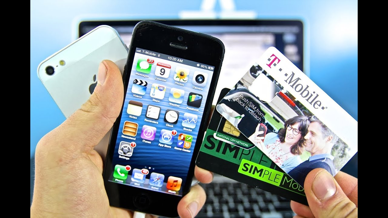 Factory Unlock Iphone  Tmobile