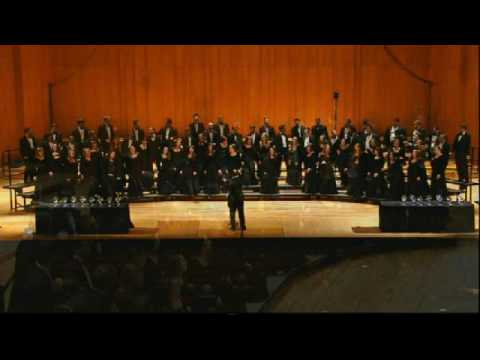 Baylor School of Music A Cappella Choir