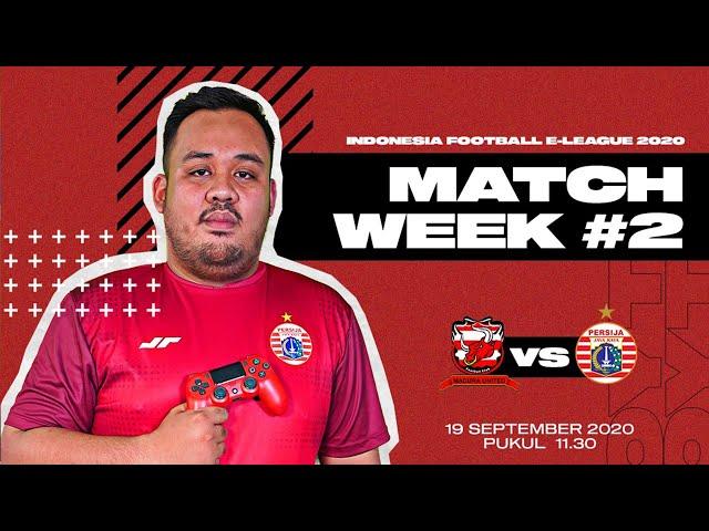 Berbagi Angka Lawan Madura United | IFeL 2020