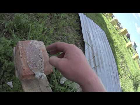 тест пена-цемент клей-пена от макрофлекс я офигел
