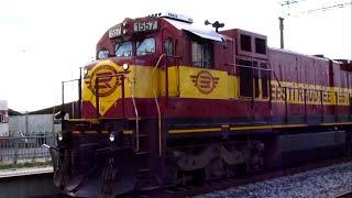 GE C36-7 ТЕПЛОВОЗ / GE C36-7 Diesel-Electric Locomotive