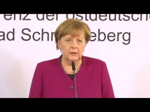 """Angriff auf Israeli: Angela Merkel – """"Hier muss mit aller Härte vorgegangen werden"""""""