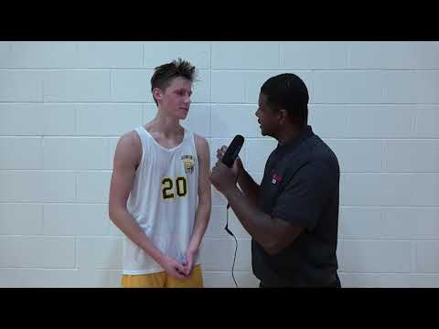 Postgame Interview With Ace Backer of Great Bridge High School October 4, 2018
