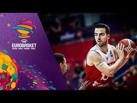 Great Britain v Turkey - Highlights - FIBA EuroBasket 2017
