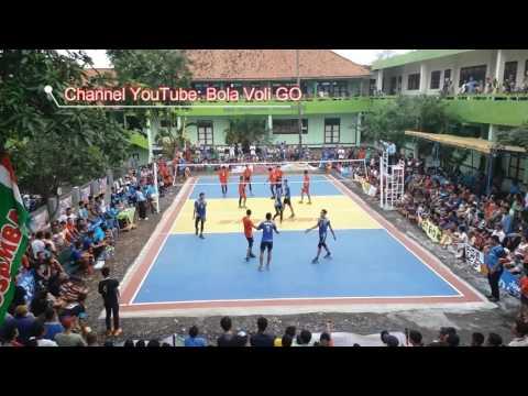 Turnamen Bola Voli SMA Walisongo Jepara