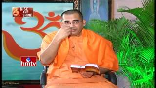 Meditation Health Benefits and Stress Reduction | Swami Vivekananda | Rise and Shine | EPI 181| HMTV