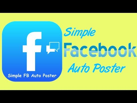How to Post in Multiple Facebook Groups For Free 😜   Facebook Pilot  poster