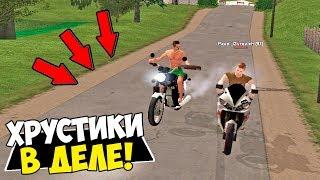 ХРУСТЯЩИЙ МОТО СЕЗОН ОТКРЫТ! - Amazing RP 06 #25