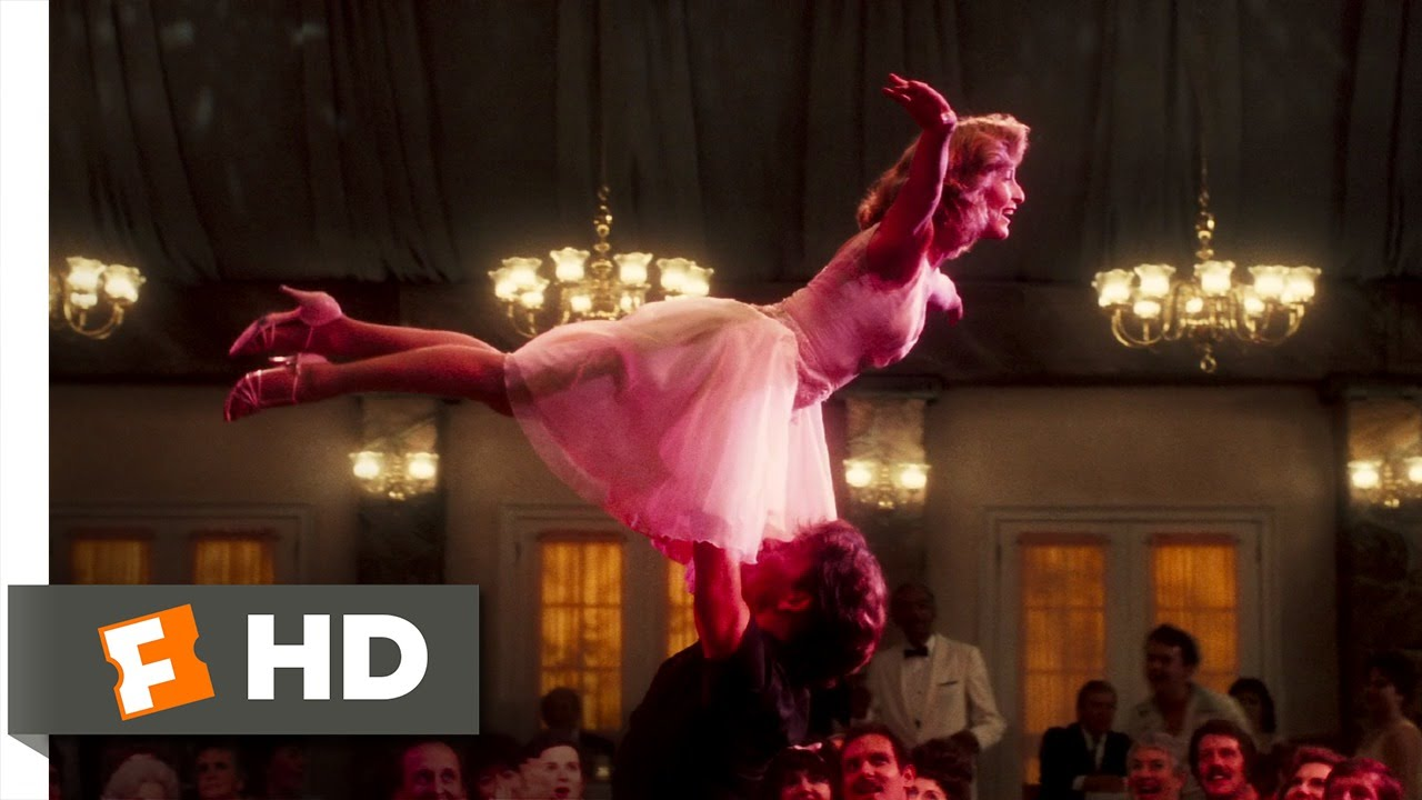 The Time Of My Life Dirty Dancing 12 12 Movie Clip 1987 Hd Youtube