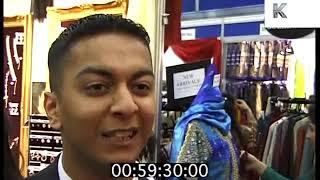 Asian Wedding Fair 1990s London