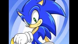 Im Blue - Sonic