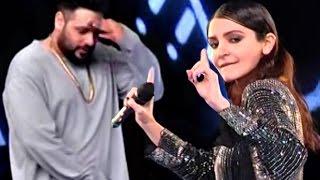 Anushka Sharma Live Rapping With Badshah On Dil Hai Hindustani Show   Phillauri Promotion