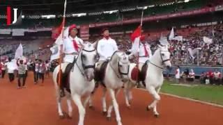 Download Video Gerindra Party campaigns at Bung Karno Stadium (Kampanye Gerindra) MP3 3GP MP4