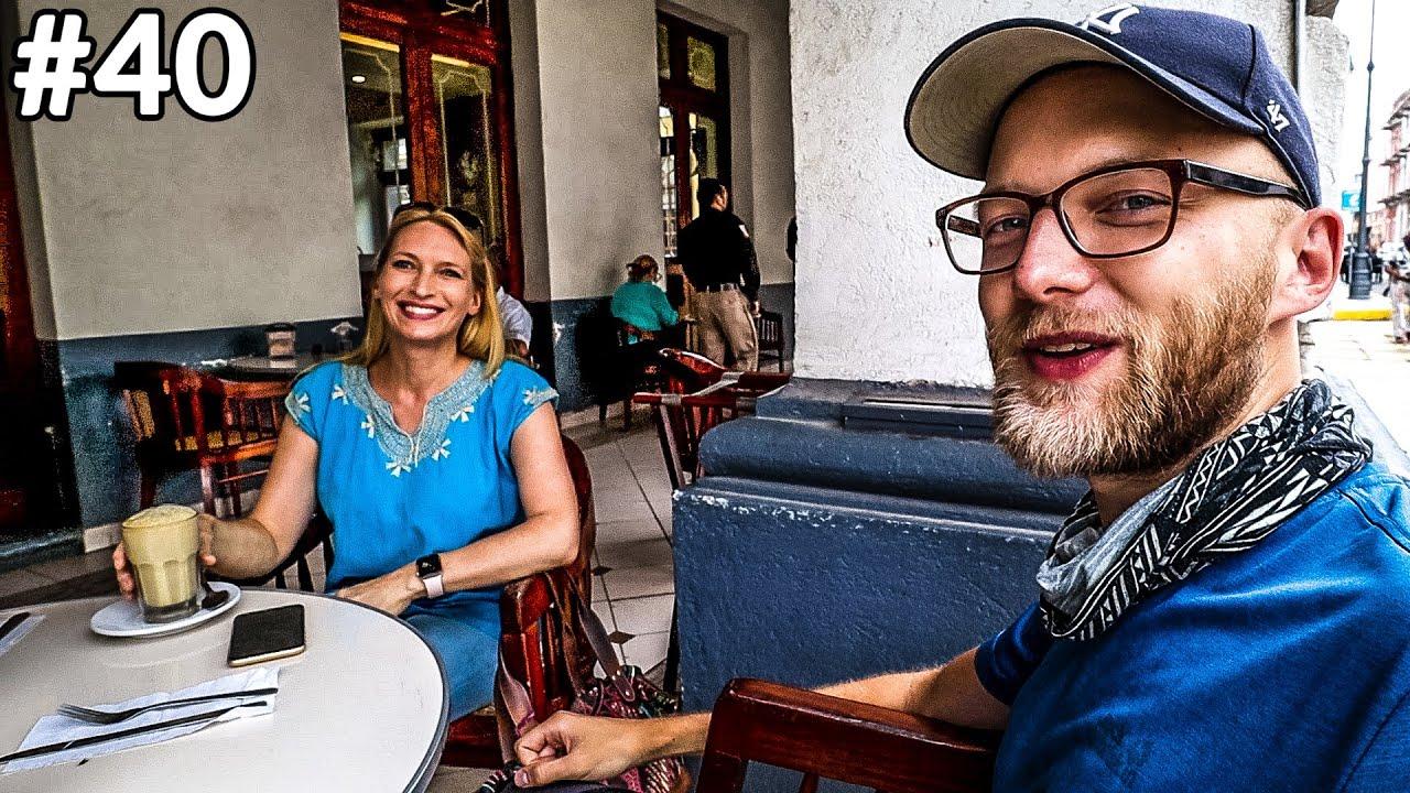 Jedyna blondynka w mieście siedmiu karteli - Polka w Meksyku