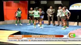 Power Breakfast: Kenya Lionesses