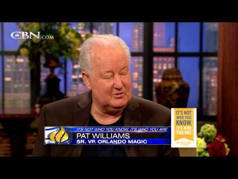 Pat Williams of the NBA's Orlando Magic Shares His Secret to Success
