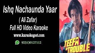 Ishq nachaunda yaar Karaoke