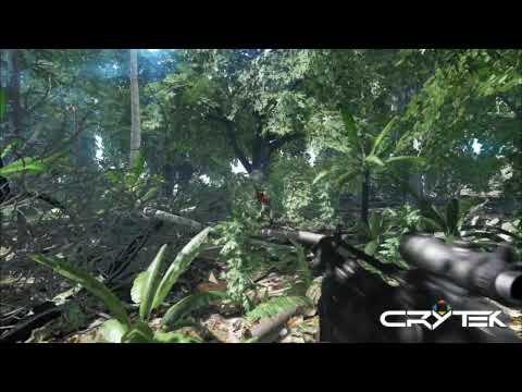 [720p] Crysis - GDC06 - Jungle Fight - DX9 Vs. DX10
