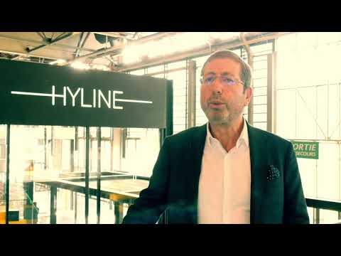 Hyline Building Systems France Georges Perelroizen Batimat 2017