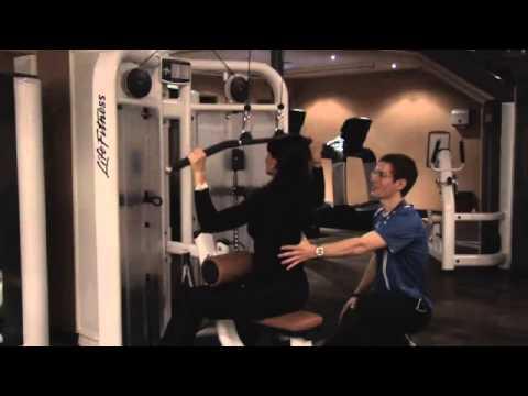 Fitness und Wellness im Airport Zürich