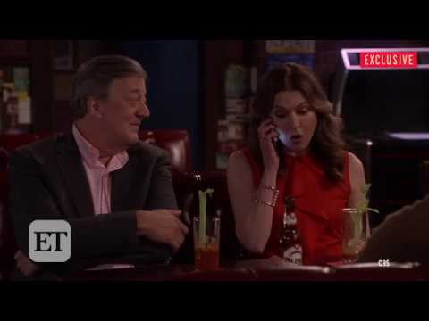 ET: Watch Jane Leeves Make Her Hilarious Debut on CBS' 'The Great Indoors'!