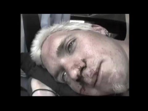 Vintage footage: Seth Enslow massive crash