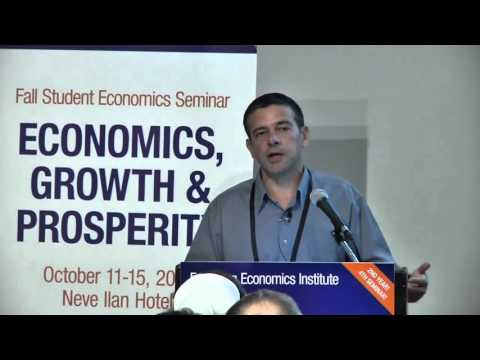 Israel's Path to Economic and Social Prosperity | Micahel Sarel, Eugene Kandel & Avi Weiss