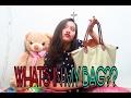 WHATS IN MY BAG?! | OLA TOBING