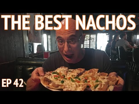 EL PASO TRAVEL & FOOD GUIDE - Best Nachos in Town