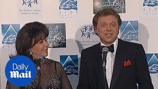 Steve Lawrence and Eydie Gorme pay tribute to Frank Sinatra