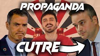 El Gobierno de la propaganda CUTRE | InfoVlogger
