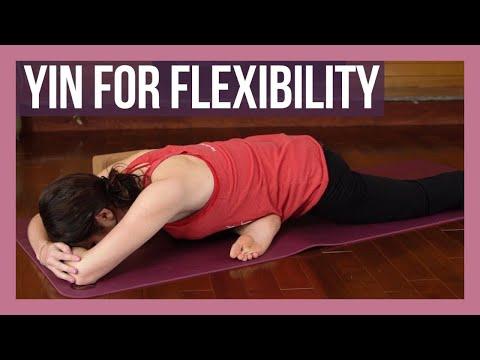 1 Hour Yin Yoga Full Body Deep Stretch