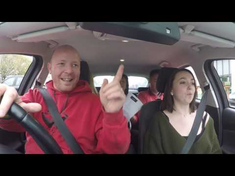 Software of Excellence Red Nose Day Carpool Karaoke