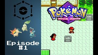 Pokemon Crystal 2.0 Walkthrough (Rom Hack) - #1