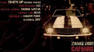 17. Sabina Wicha - Time's Up (bonus Track)