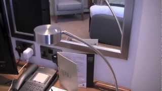 Hotel Review: Thistle Euston, London - March 2012