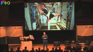 Dr. Alexander Gerst: Wohin reist unser Raumschiff Erde | hr-iNFO & ESA [HD]