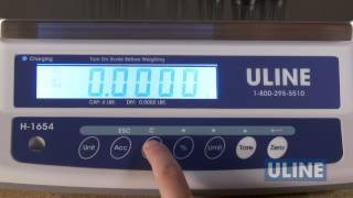 Uline Easy-Count Scales