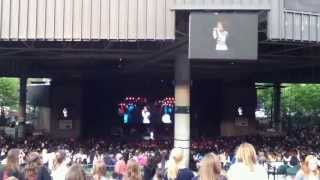 Cher Lloyd Live at the Kiss 108 Concert at The Comcast Center on May 18 2013