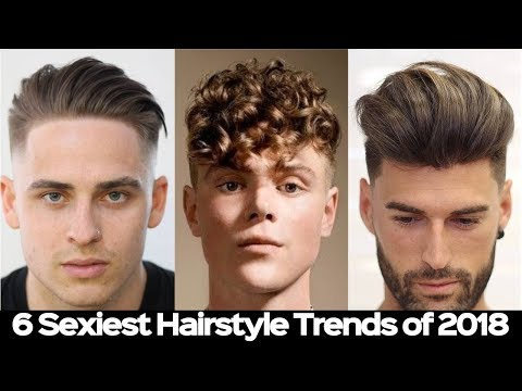 MENS BEST HAIRSTYLE TRENDS 2019 - Most Attractive Hairstyles