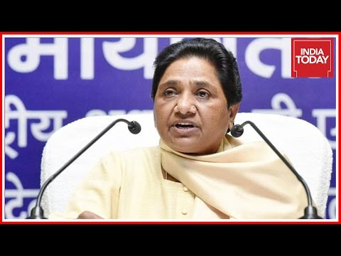 BSP Chief, Mayawati Announces To Fight Alone In UP Elections