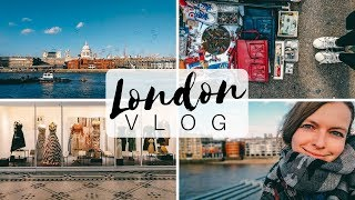 Reise in meine Vergangenheit + PURINA Event | London Sightseeing | Lilies Diary