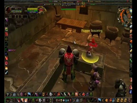 BRD Solo Dark Iron Smelting Training