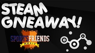 Sportsfriends -FREE STEAM GAME GIVEAWAY #38