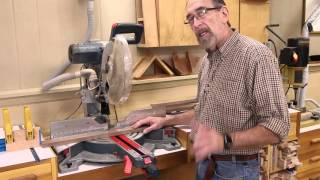 The Down to Earth Woodworker - Bath Vanity Part 2