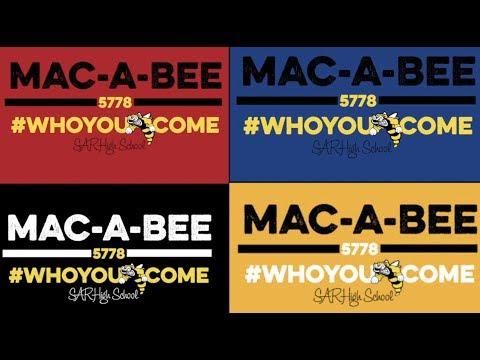 SAR High School- MAC-A-Bee Breakout Video 2017/5778