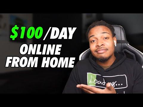 10 Websites To Make $100 Per Day Online | Quick Money